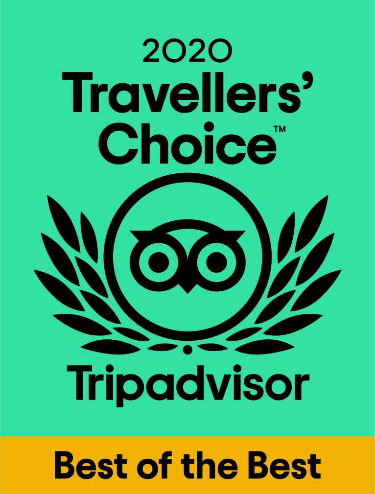 Restaurante Traveler's choice 2020