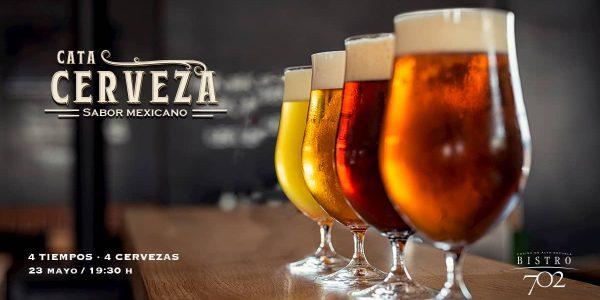Cata de Cerveza y Sabor a México